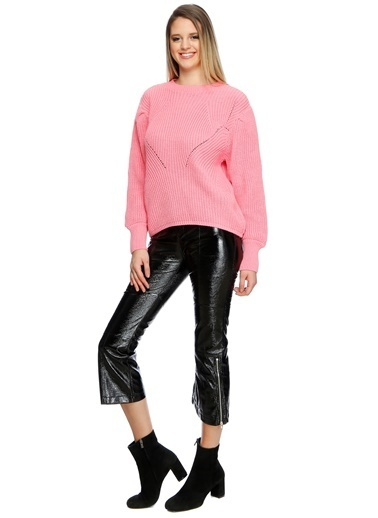 Missguided Bluz Pembe